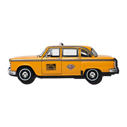 Yellow Cab Funky Chunky Magnet