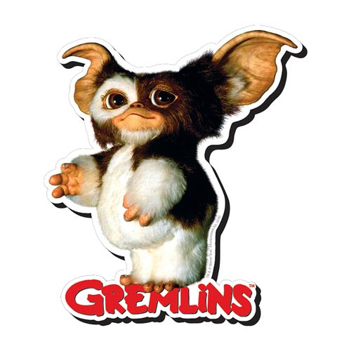 Offer Gremlins Gizmo Funky Chunky Magnet Before Special Offer Ends