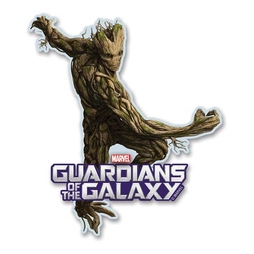 Guardians of the Galaxy Groot Funky Chunky Magnet