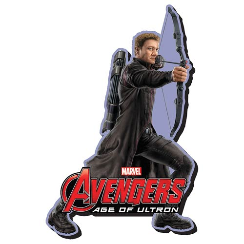Avengers: Age of Ultron Hawkeye Funky Chunky Magnet