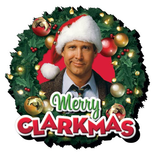 National Lampoon's Christmas Vacation Clarkmas Chunky Magnet