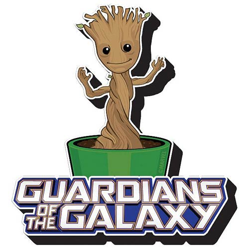 Guardians of the Galaxy Baby Groot Funky Chunky Magnet