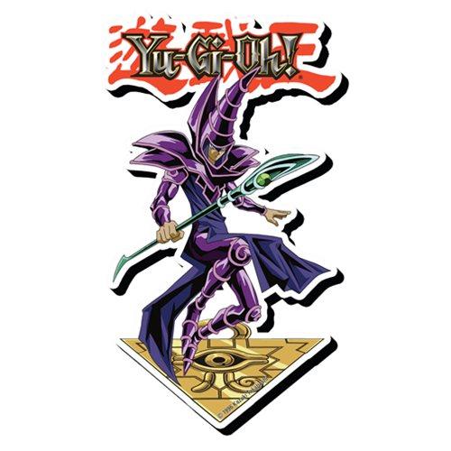 Yu-Gi-Oh! Dark Magician Funky Chunky Magnet