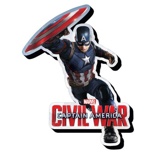 Captain America: Civil War Captain America Chunky Magnet