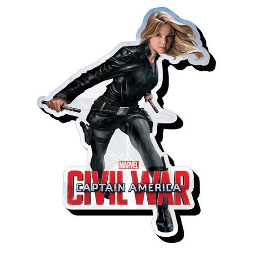 Captain America: Civil War Agent 13 Funky Chunky Magnet