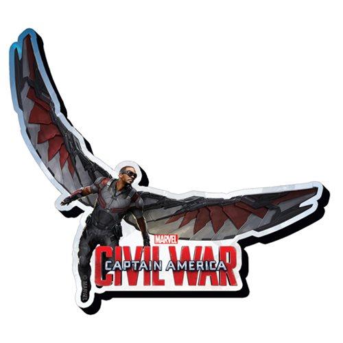 Captain America: Civil War Falcon Funky Chunky Magnet