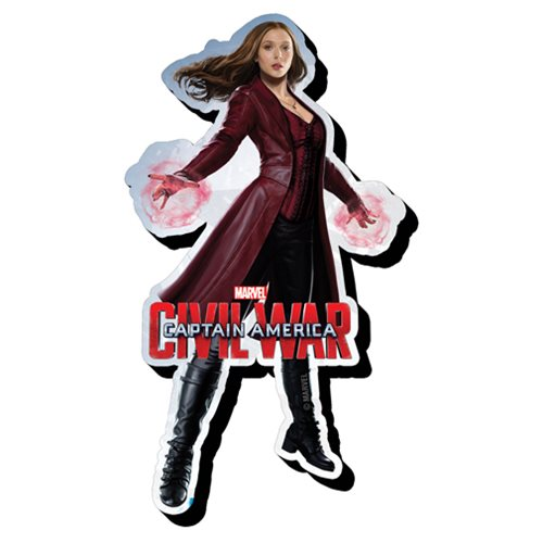 Captain America: Civil War Scarlet Witch Funky Chunky Magnet
