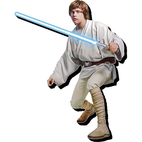 Star Wars Luke Skywalker Funky Chunky Magnet
