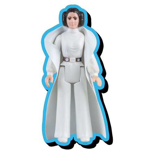 Star Wars Princess Leia Action Figure Funky Chunky Magnet