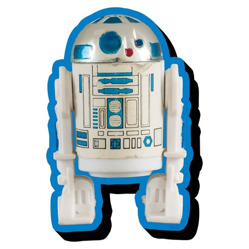 Star Wars R2-D2 Action Figure Funky Chunky Magnet