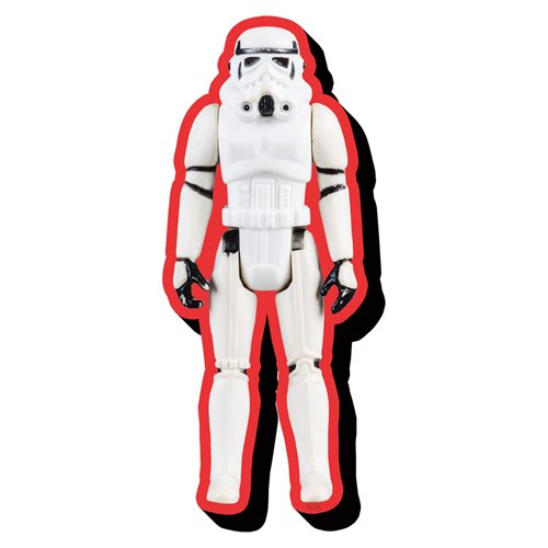 Star Wars Stormtrooper Action Figure Funky Chunky Magnet