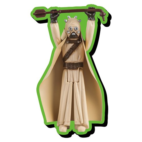 Star Wars Tusken Raider Action Figure Funky Chunky Magnet