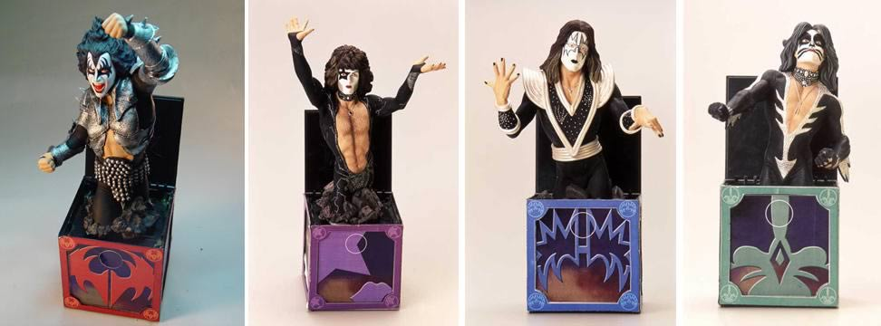 KISS `N` The Box Case