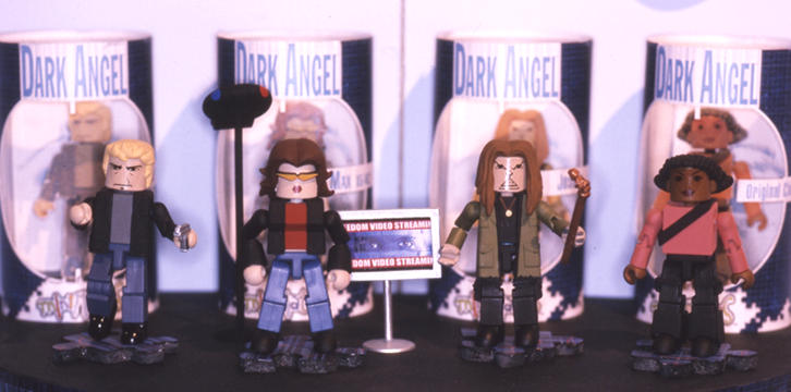 cancelled - Dark Angel Minimat