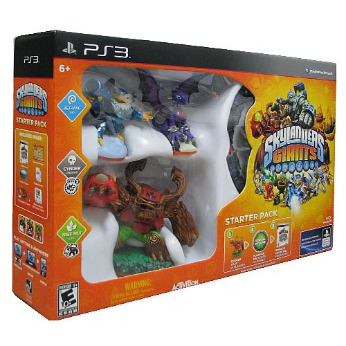 Skylanders: Giants Playstation 3 Starter Pack