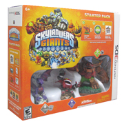 Skylanders: Giants Nintendo 3DS Starter Pack