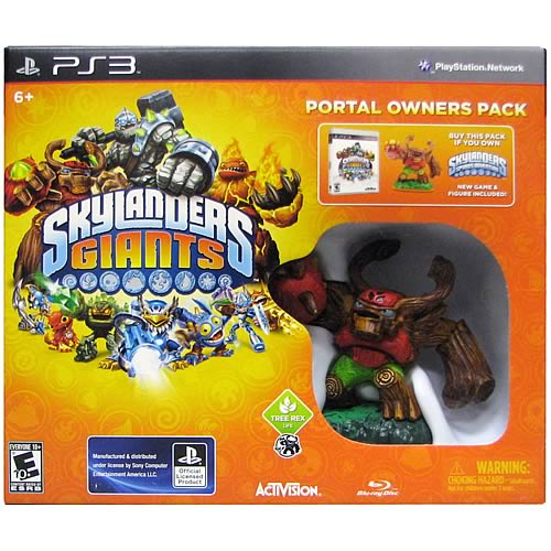 Skylanders: Giants Playstation 3 Portal Owners Pack