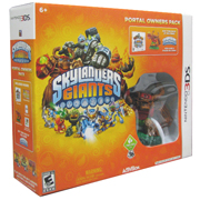 Skylanders: Giants Nintendo 3DS Portal Owners Pack