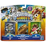 Skylanders Giants Battle Pack Case
