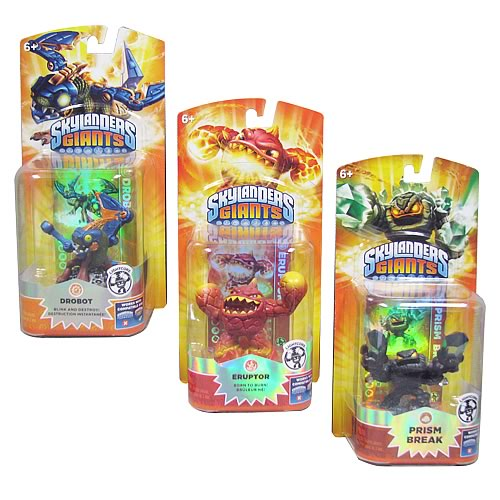 Skylanders: Giants Light Core Character Single Pack Case