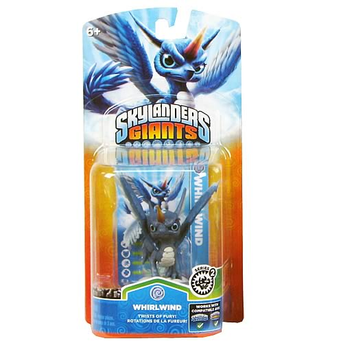 Skylanders: Giants Whirlwind Single Core Mini-Figure