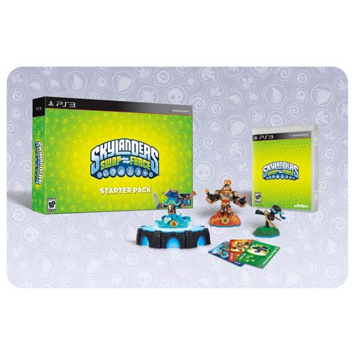 Skylanders Swap Force Sony PS3 Video Game Starter Pack