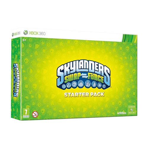 Skylanders Swap Force Xbox 360 Video Game Starter Pack