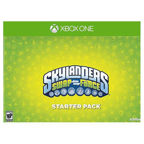 Skylanders Swap Force Xbox One Video Game Starter Pack