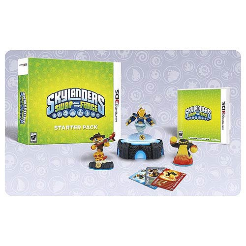 Skylanders Swap Force Nintendo 3DS Video Game Starter Pack
