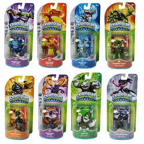 Skylanders Swap Force Single Core Character Case