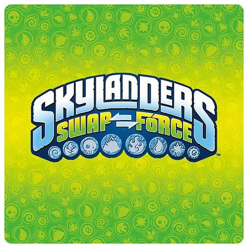 Skylanders Swap Force Lightcore Character Case