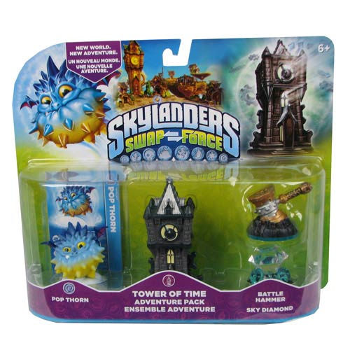 Skylanders Swap Force Core Adventure Pack Case