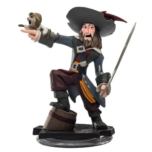 Disney Infinity Captain Barbossa Mini-Figure