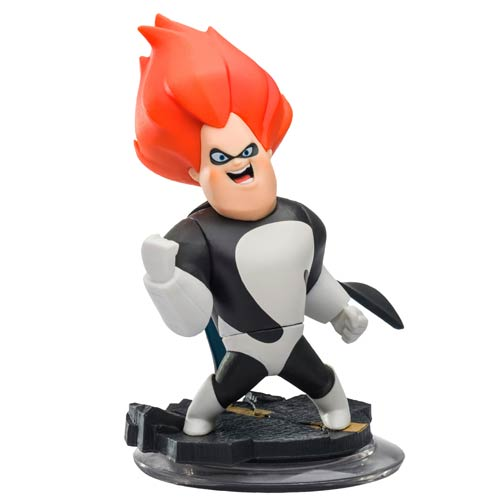 Disney Infinity The Incredibles Syndrome Mini-Figure ...