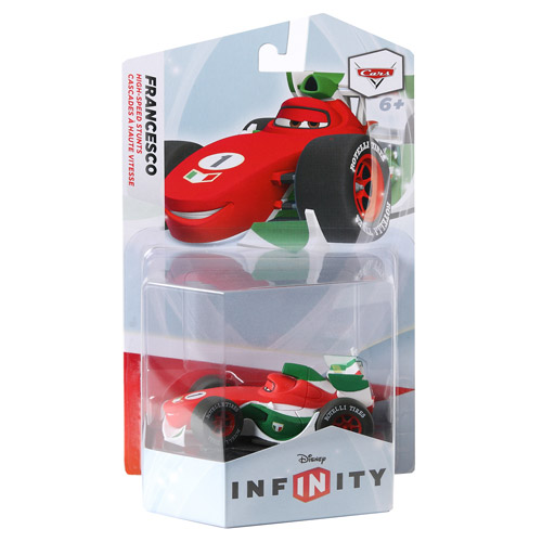 Disney Infinity Cars Francesco Bernoulli Mini-Figure