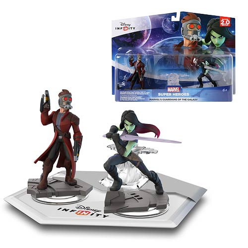 Disney Infinity 2.0 Marvel Guardians of the Galaxy Playset