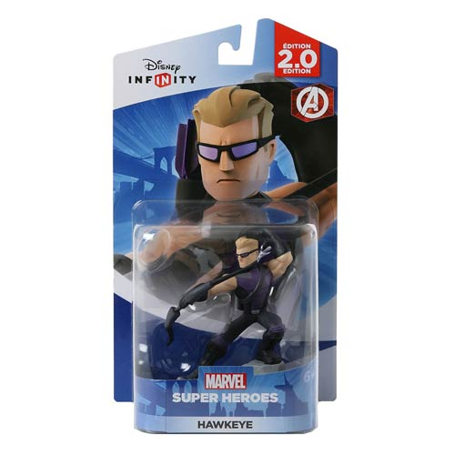 Disney Infinity 2.0 Marvel Super Heroes Hawkeye Figure