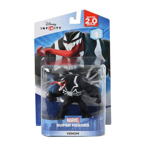 Disney Infinity 2.0 Marvel Super Heroes Venom Figure