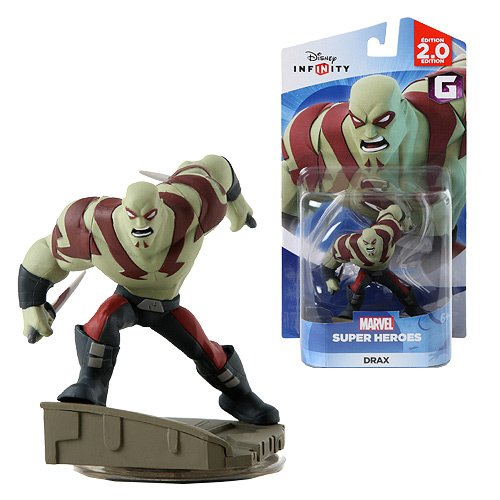 Disney Infinity 2.0 Marvel Super Heroes Drax Figure