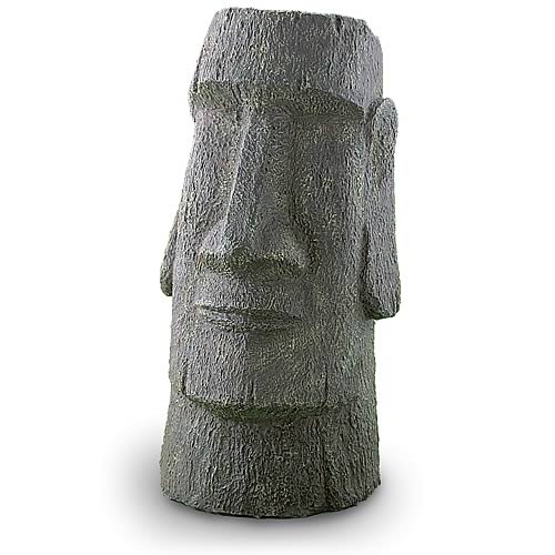 Easter Island God Statue