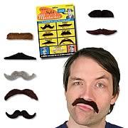 Stylish Mustaches Set