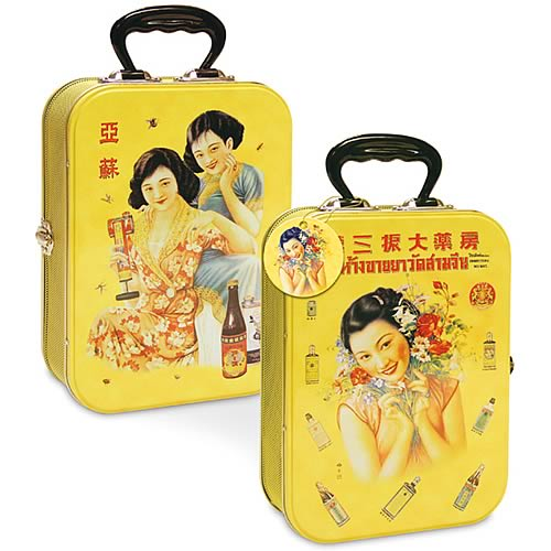 Asian Women Lunch Box