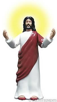 Jesus Action Figure