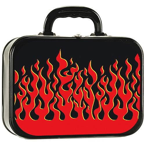Inferno Lunch Box