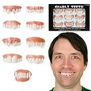 Gnarly Teeth