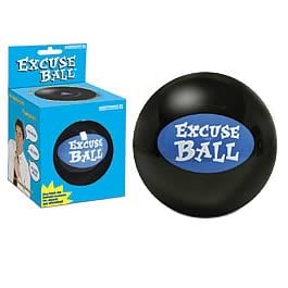 Excuse Ball