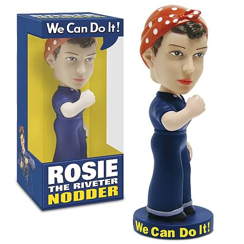 Rosie Nodder Bobble Head