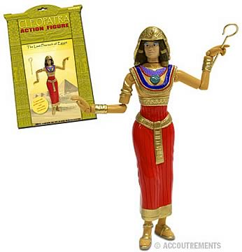 Cleopatra Action Figure