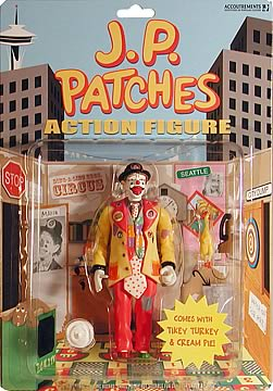 J. P. Patches Action Figure