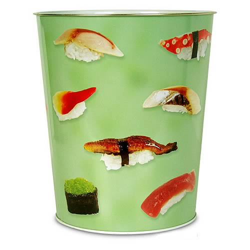 Sushi Trash Container
